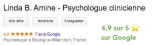 Meilleur psychologue Boulogne Billancourt